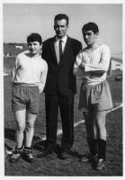 S.S. Unitas - Gervasio Pagani, Lino Lovo e Fausto Buffoli