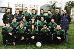 Juoniores - 1999/2000