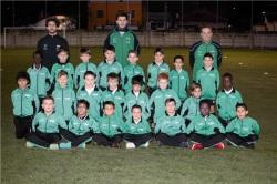 S.S. Unitas - stagione 2017/2018. SQUADRA PRIMI CALCI 2009