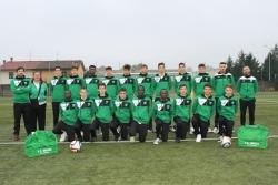 S.S. Unitas - stagione 2018/2019. Squadra Allievi.