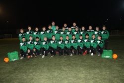 S.S. Unitas - stagione 2018/2019. Squadra Esordienti 2006.