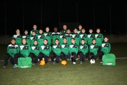 S.S. Unitas - stagione 2018/2019. Squadra Esordienti 2007.