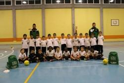 S.S. Unitas - stagione 2018/2019. Squadra Piccoli Amici 2012-2013.