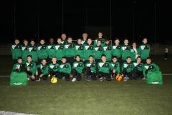 S.S. Unitas - stagione 2018/2019. Squadra Pulcini 2008.