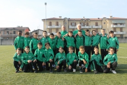 "S.S. Unitas - stagione 2017/2018. SQUADRA PULCINI ""2008""."