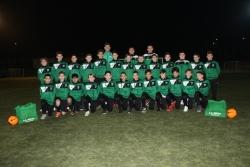 S.S. Unitas - stagione 2017/2018. Squadra Esordienti 2006.