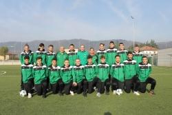 S.S. Unitas - stagione 2017/2018. Squadra Juniores.