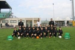 """S.S. Unitas - stagione 2016/2017. Squadra Piccoli Amici """"2010-2011""""."""