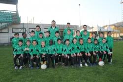 S.S. Unitas - stagione 2016/2017. Squadra Primi Calci.  2008