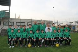 S.S. Unitas - stagione 2016/2017. Squadra Pulcini. 2007