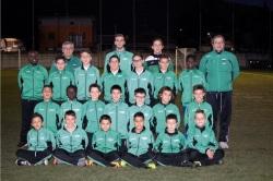 S.S. Unitas - stagione 2017/2018. Squadra Pulcini. 2007