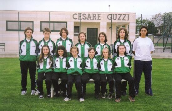 Squadra Femminile - 1998/1999/2000